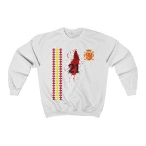 Bloody Jersey - Spain 1994 Football Jersey