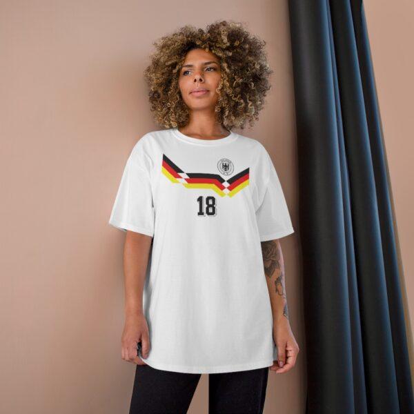 Germany 1990 Champion T-Shirt